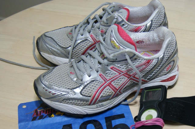 5K running gear
