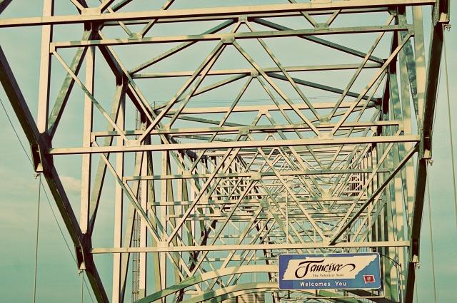 Bridge in Memphis, Tennessee