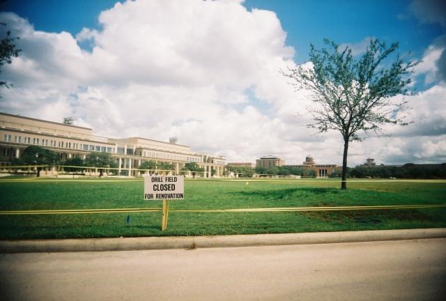 Simpson Drill Field