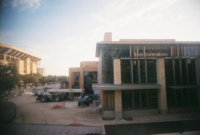 Texas A&M MSC June 2011