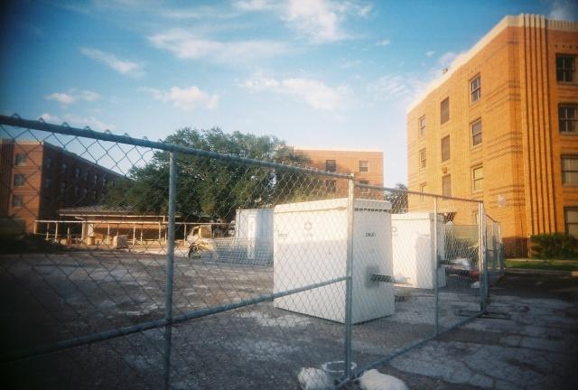 northside dorm demolition 2