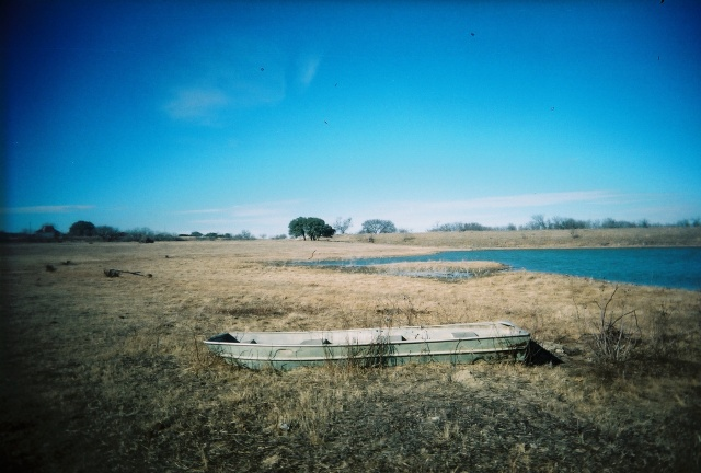 ranch lake boat 2
