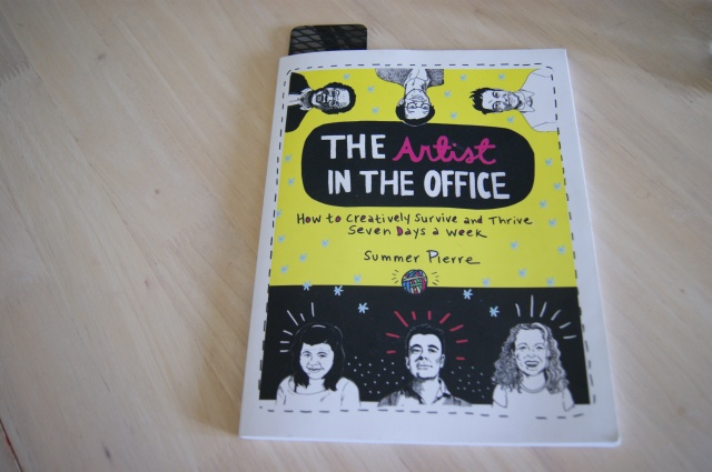 the book The Artist In The Office