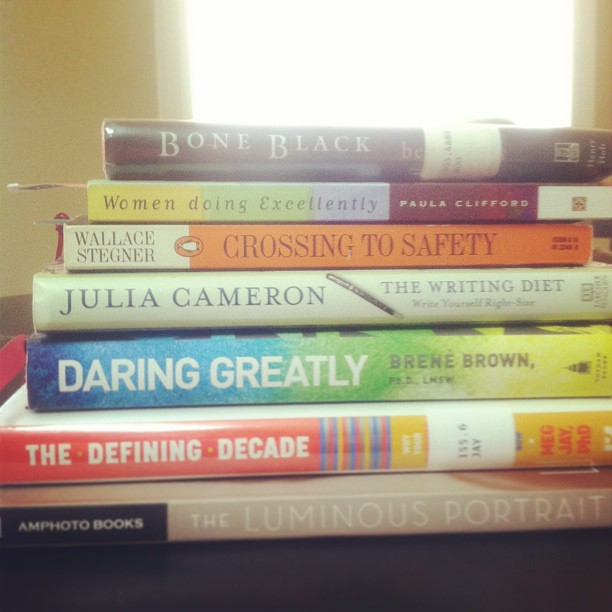 books I'm reading in July